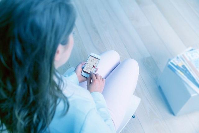 Betalen met iDEAL op een smartphone